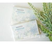Матирующие салфетки для лица manyo factory oil absorbing sheets