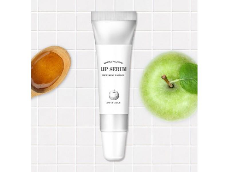 TREATMENT LIP SERUM - СЫВОРОТКА ДЛЯ ГУБ «Яблочный сок» Manyo Factory