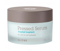 Спрессованная сыворотка-крем увлажняющая Crystal Iceplant Blithe