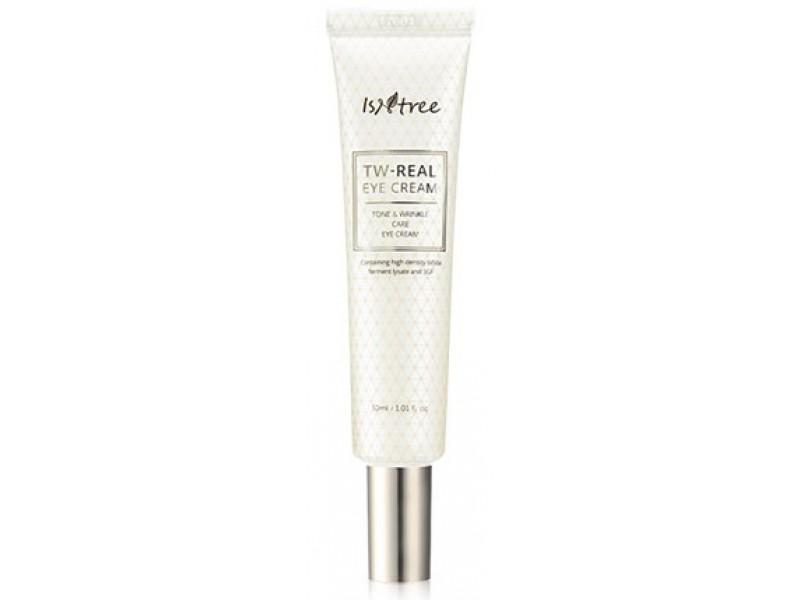 Крем для кожи вокруг глаз IsNtree Tw-Real Eye Cream