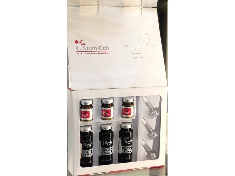 Набор осветляющих сывороток 2 мл*3 шт+ 30мл*3шт C.Stem Cell Isov Sorex