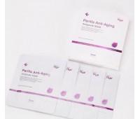 Маска тканевая антивозрастная 25 гр Perilla Anti-Aging Ampoule Mask Isov Sorex