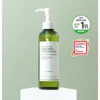 Очищающее гидрофильное масло с экстрактами трав manyo herb green cleansing oil