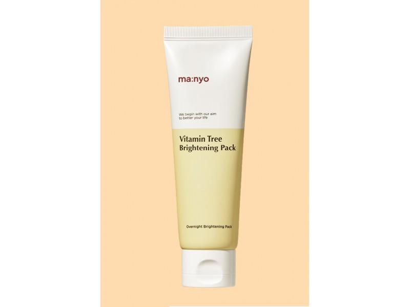 Ночная маска с витаминами и медом - Vitamin Tree Brightening Pack Manyo (Manyo Factory)