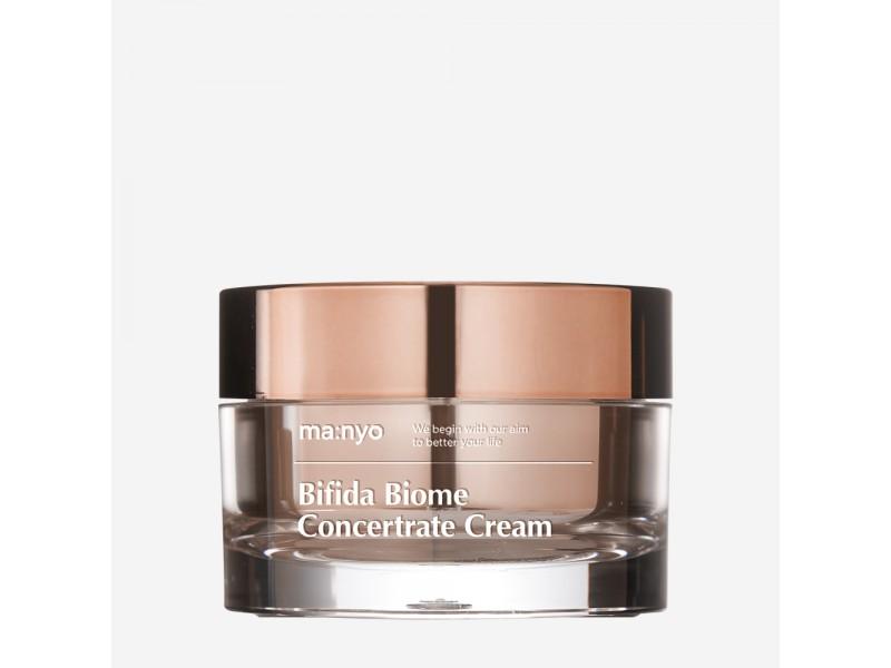 Бифида крем для лица с эффектом ботокса и липолифтинга с витамином Е Bifida biome concertrate cream