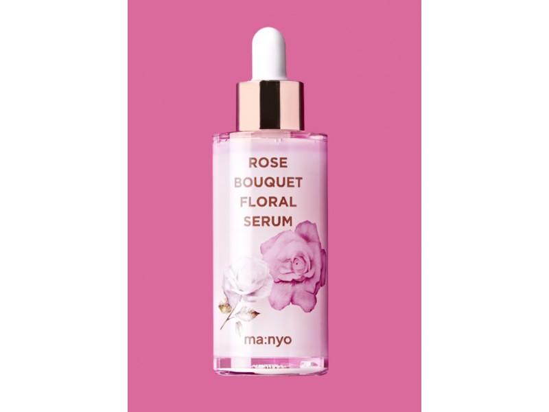 Цветочная сыворотка Rose Bouquet Floral Serum Manyo