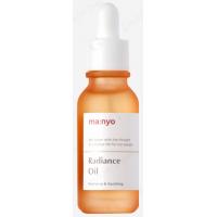 Увлажняющее масло для лица с эффектом сияния radiance oil ma:nyo factory