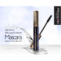 Тушь для ресниц privia объемная glamorous rich long & volume mascara