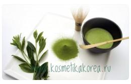 Ингредиент зеленый чай в косметике