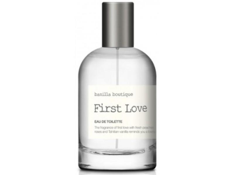 Туалетная вода фруктово-цветочный аромат First Love banilla boutique fragrance fruity floral Manyo Factory