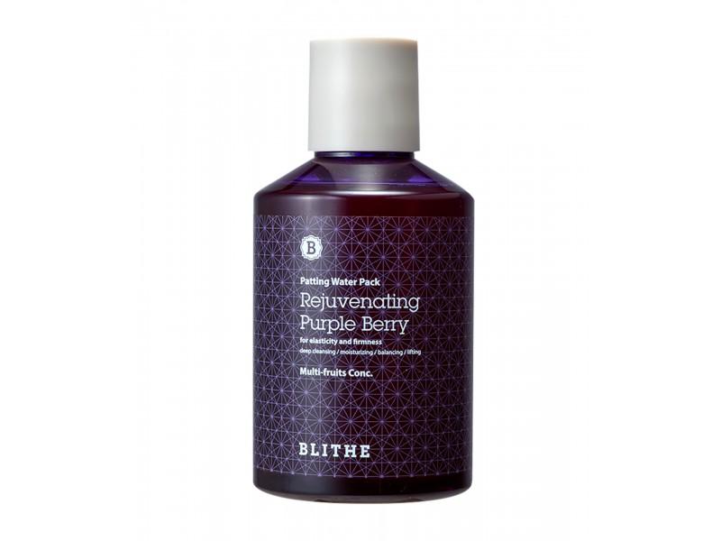 Сплэш-маска омолаживающая Rejuvenating Purple Berry Blithe