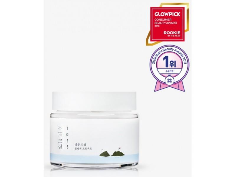 Увлажняющий крем ROUND LAB 1025 Dokdo Cream 80ml